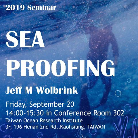 2019 Seminar (Jeff M Wolbrink) 2019-09-20